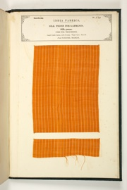 No. 520: Silk pieces for garments.