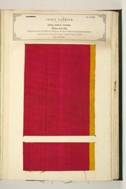 No. 521: Silk piece goods.