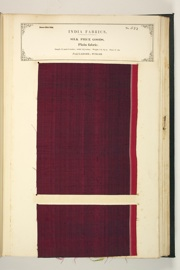 No. 522: Silk piece goods.