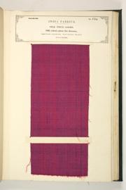 No. 524: Silk piece goods.