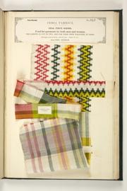 No. 545: Silk piece goods.