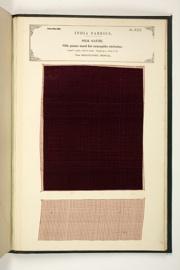 No. 555: Silk gauze.