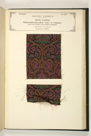 No. 595: Shawl patterns.