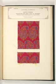 No. 598: Shawl patterns.