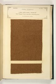 No. 685: Camel hair cloth.