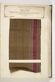 No. 209: Woman's Garment