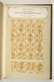 No. 295: Cotton and silk.