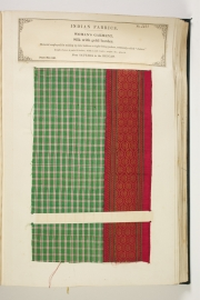 No. 203: Woman's Garment
